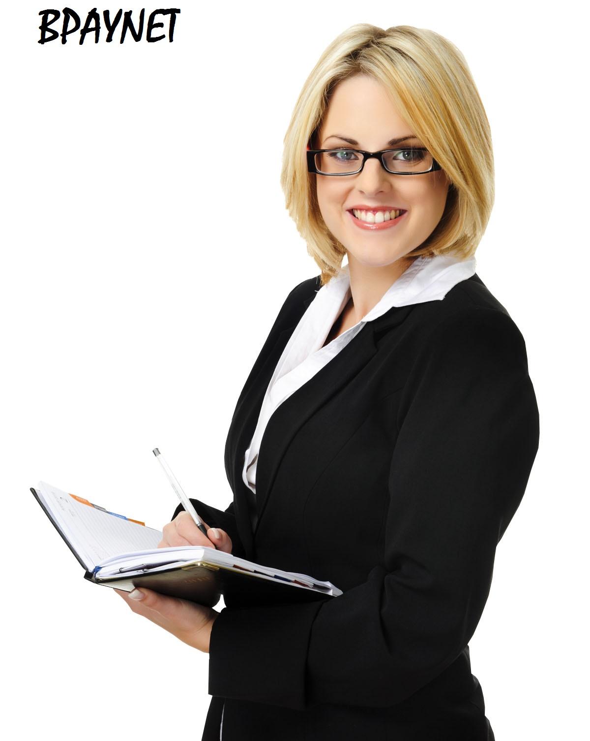 Фото причёски для деловой женщины